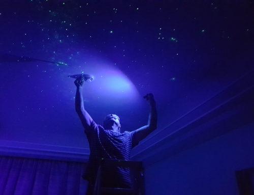Starseed Sternenhimmel im Oman